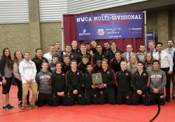 7th National Wrestling Duals Group Photo