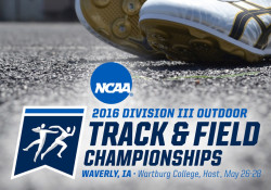 National Track and Field Logo