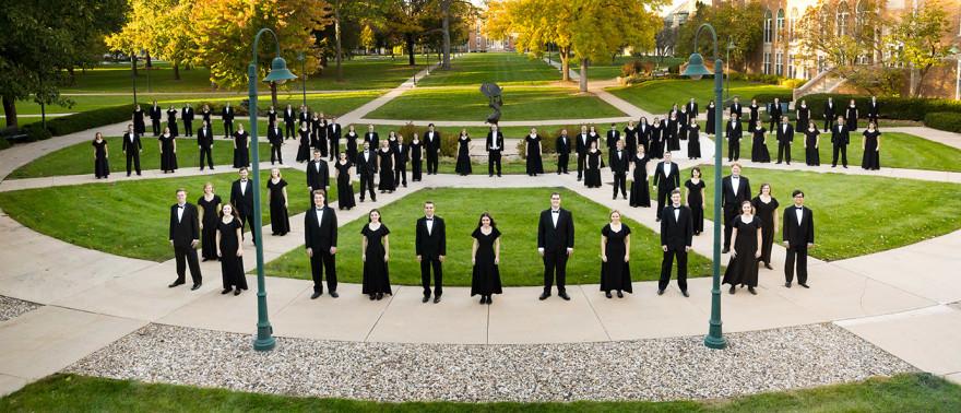 Wartburg Choir 2017-18