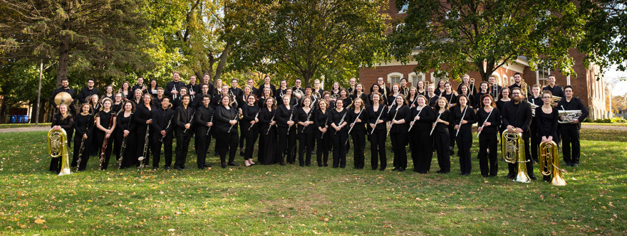 Symphonic Band 2017-18