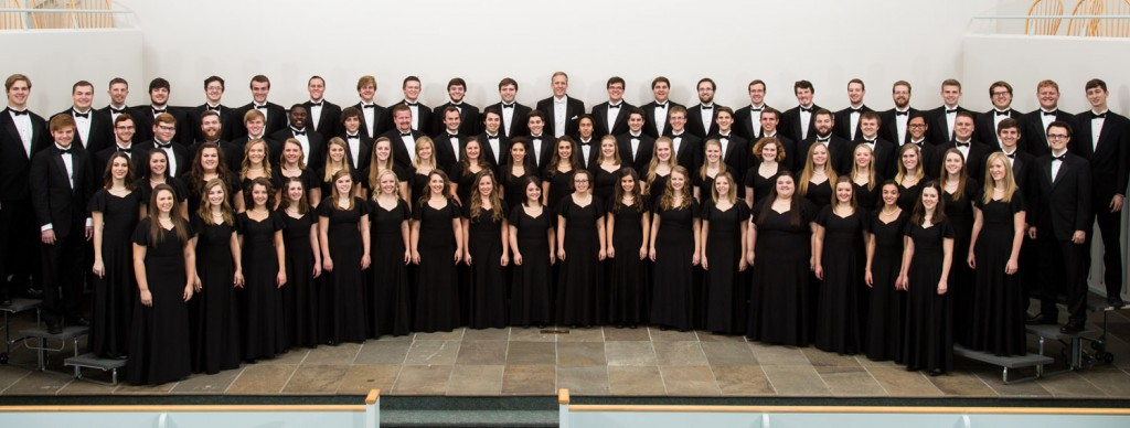 The Wartburg Choir 2015-16