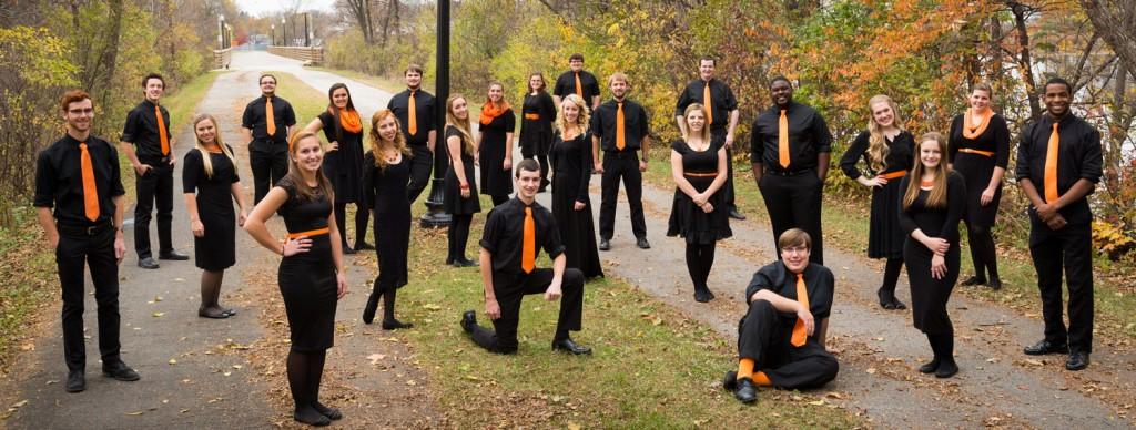 Castle Singers 2015-16