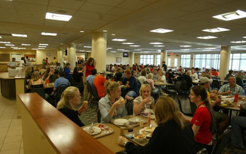 Mensa Cafeteria