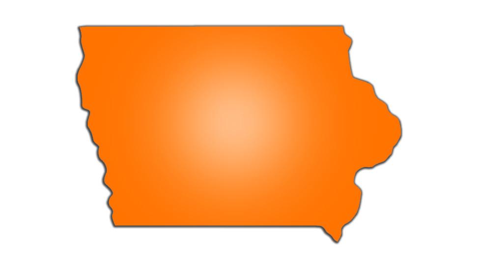 Iowa Shape