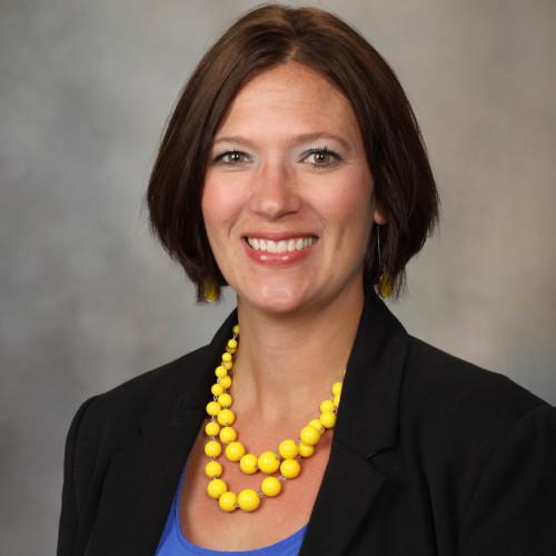Christina Ufer Wood, Young Alumni Award winner 2018