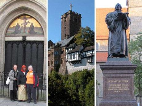 Reformation Alumni Tour