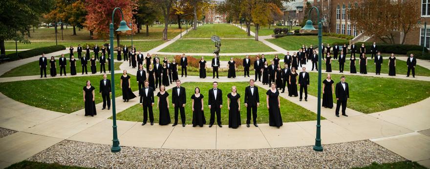 Wartburg Choir 2016-17