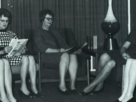 Housemothers through history