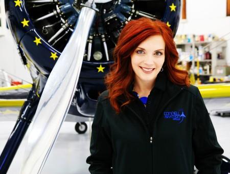Taking flight: Entrepreneur finds success in communication, fashion industries