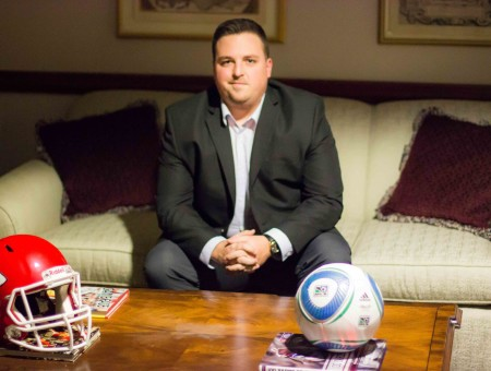 In the hunt: Welsch lands job assisting CEO of major sports ownership group