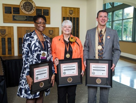 Wartburg honors three with Alumni Citations