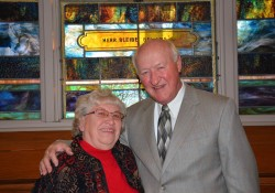 Larry and Lois Trachte