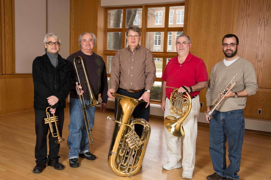 Faculty Brass Quintet