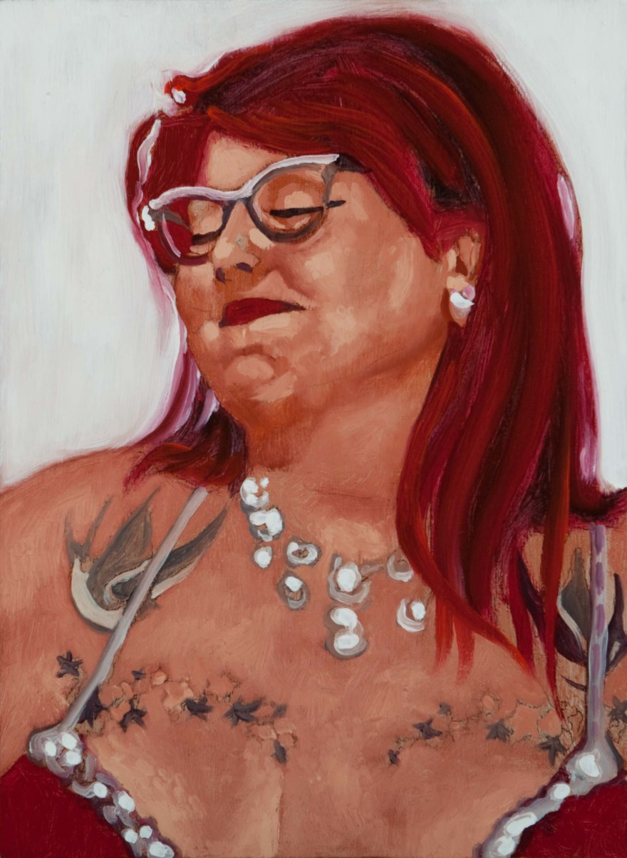 Sexy Offender Art Gallery