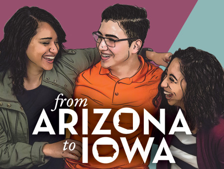 From Arizona to Iowa – College increases recruiting efforts in the Grand Canyon State