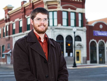 Designing his legacy: Bell finds niche helping others restore historic buildings