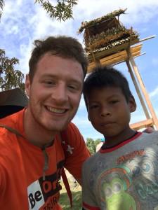 Tyler Vogel Peru