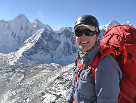 Seeking the Seven Summits: Loeb conquers Everest, sets sights on Vinson