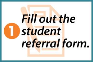 Alumni Referral Award Step 1