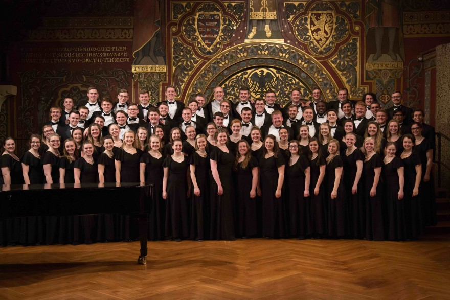 Wartburg Choir Germany Tour
