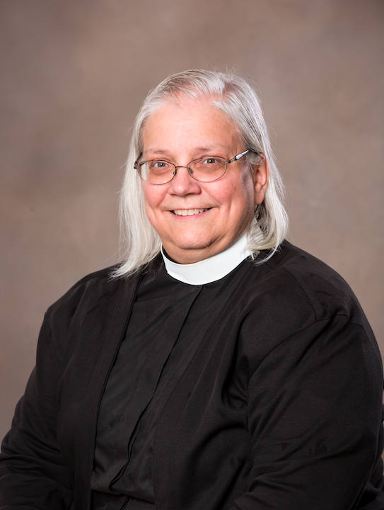 The Rev. Dr. Kathryn Kleinhans