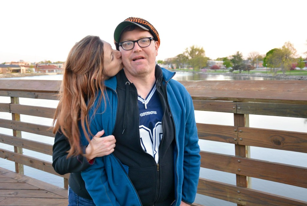 Mike and Jennifer Jensen's story of struggle and faith was the basis for a feature-length film that premiered in Waverly in January 2018.