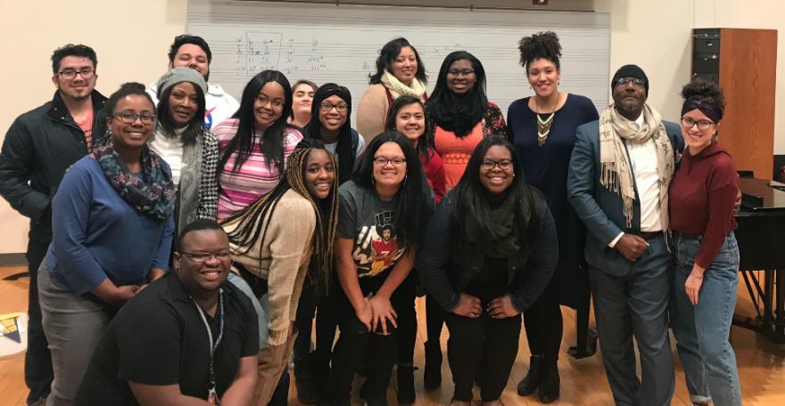 Black Student Union 2018