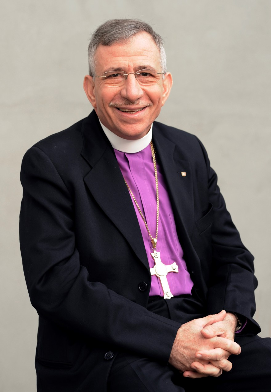 The Rev. Munib Younan