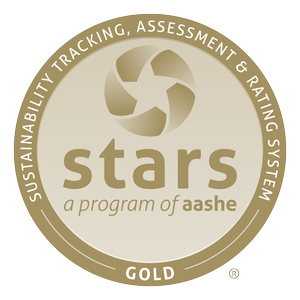 Gold Rating, sustainability