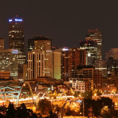 Wartburg West - Denver Skyline