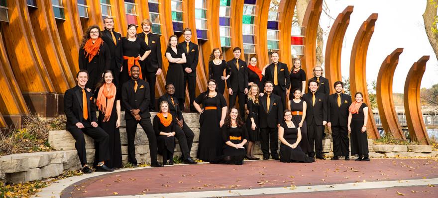 Castle Singers 2017-18