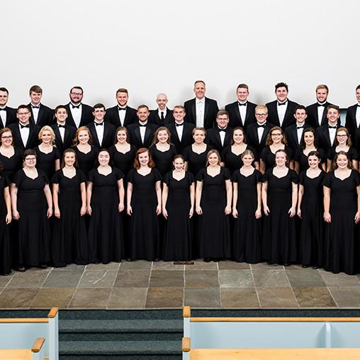 Wartburg Choir 2018-19