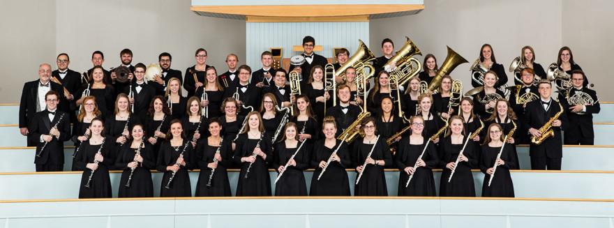 Wind Ensemble 2016-17