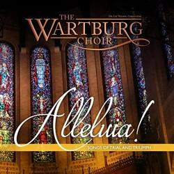 Alleluia Wartburg Choir Album Cover