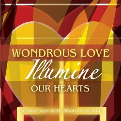 Christmas with Wartburg 2014: Wondrous Love Illumine Our Hearts Album Cover