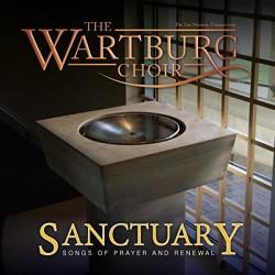 Sanctuary Wartburg Choir Album Cover