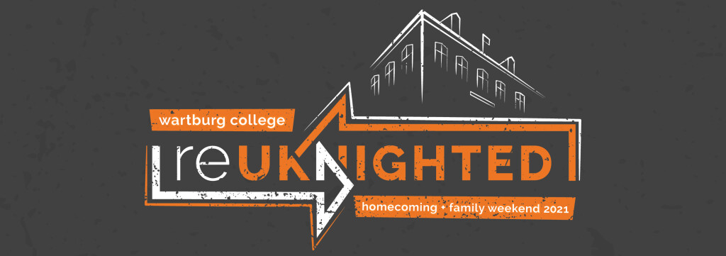 Homecoming & Family Weekend 2021 logo