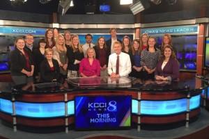 KCCI News - PRSSA