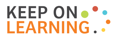 Keep on Learning Logo
