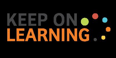 Keep on Learning Logo