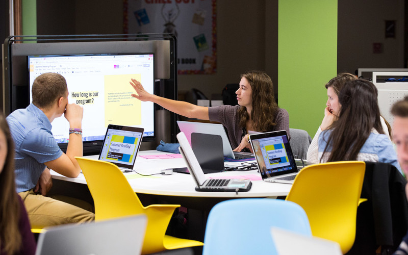 Library Tech Classroom