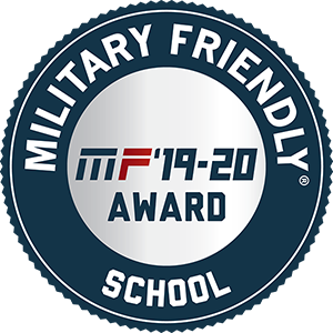 Military Friendly School Badge 2019-20