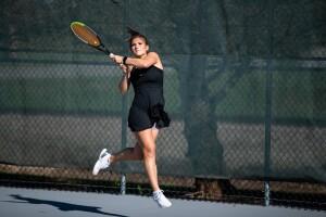 Wartburg women's tennis, 2020