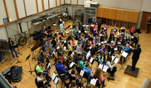 Honor Band - Rehearsal