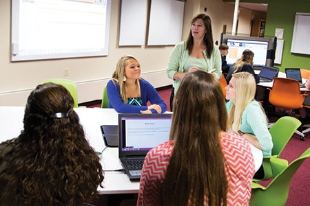 Teaching Tech: Grant puts more technology in students' hands, classes