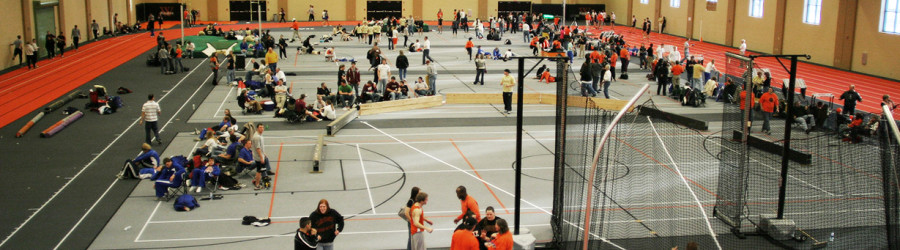 Hoover Fieldhouse and Track