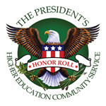 President's Honor Roll - Community Service