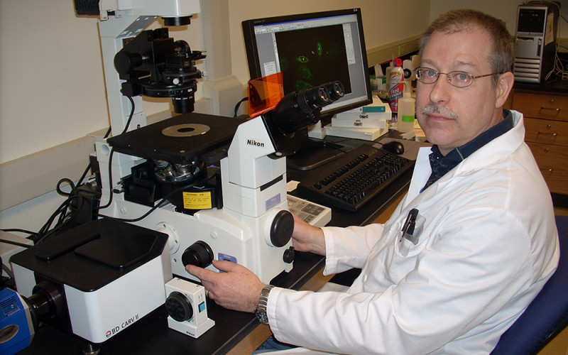 Dr. Kieth McClung - Cancer Research