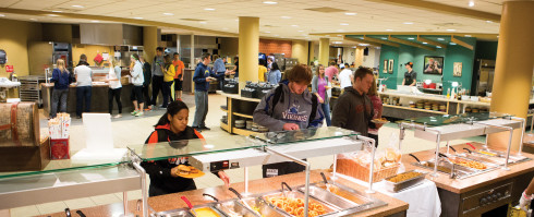 Mensa Dining Hall
