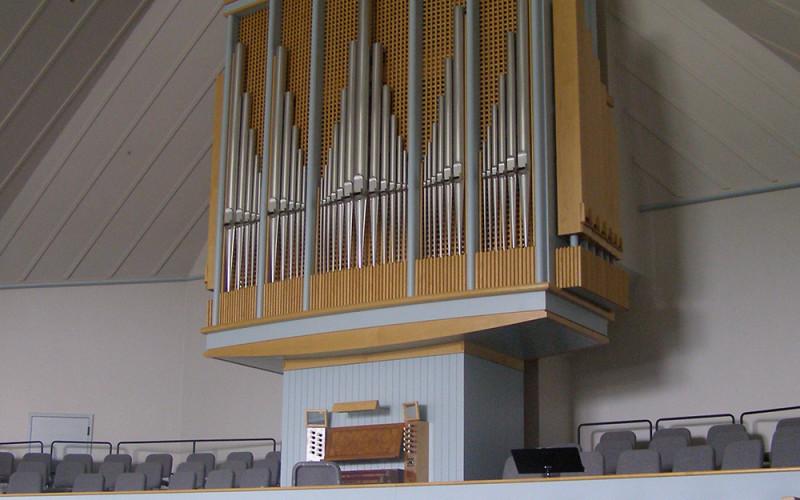 Chapel Organ